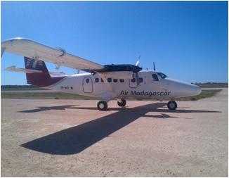Vol int rieur madagascar service d 39 escale a roport for Air madagascar vol interieur horaire